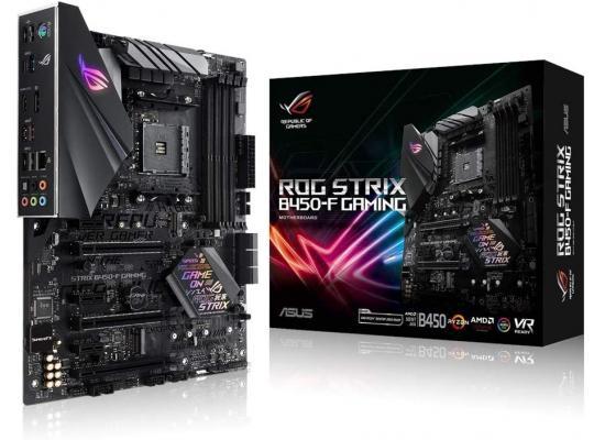 ASUS ROG Strix B450-F Gaming AMD B450 ATX Mainbord