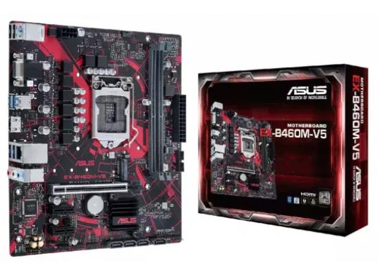 ASUS Expedition B460M V5 Intel B460 Micro ATX Anti-Moisture