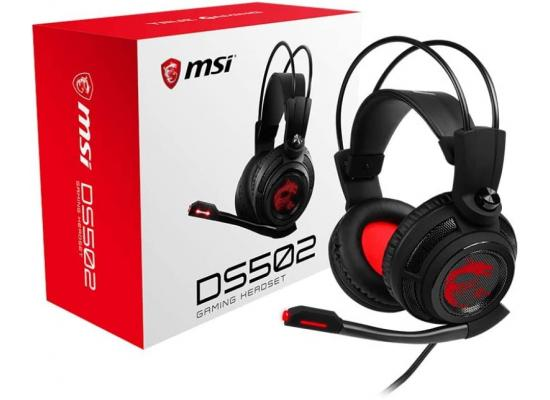 MSI DS502 Enhanced Virtual 7.1 Surround Sound Intelligent Vibration System