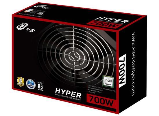 FSP HYBER S HP700S 700W 80+ ATX Power Supply Black