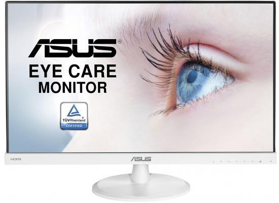 """ASUS VC239HE-W 23"""" Full HD IPS Blue Light Filter Eye Care - White"""
