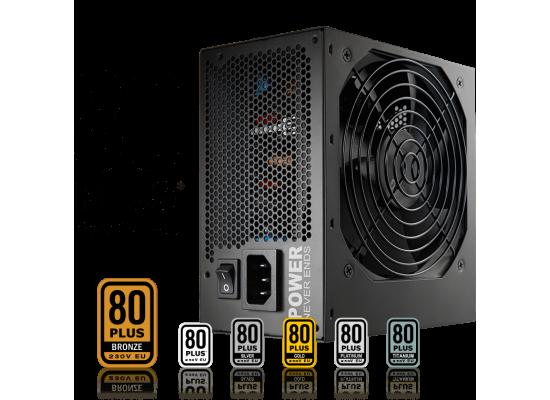 FSP HYDRO PRO HP2-800 800W 80+ Bronze ATX Power Supply Black