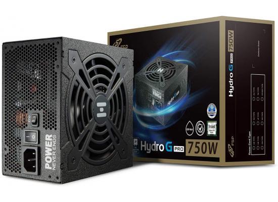 FSP HYDRO G PRO HG2-750 750W 80+ Gold ATX Power Supply Black