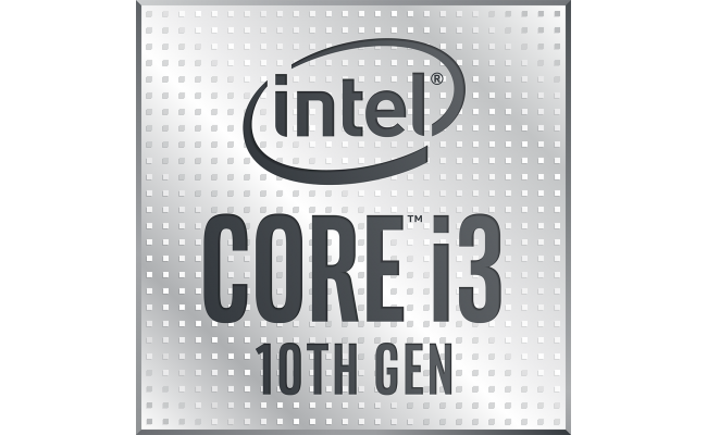 Intel Core i3-10100F Comet Lake 4-Cores up to 4.3 GHz 6MB