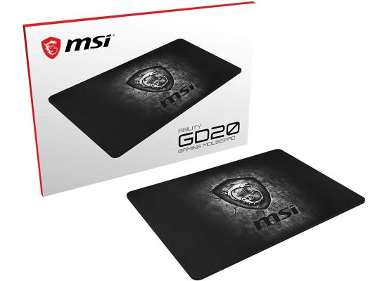 MSI AGILITY GD20 Gaming Mouse Pad