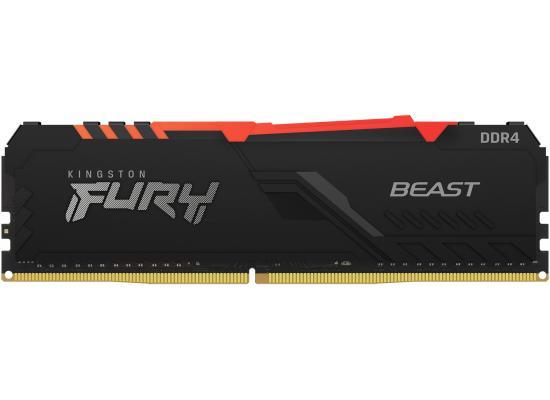 Kingston FURY Beast RGB 8GB (1 x 8GB) 3200MHz DDR4 RAM