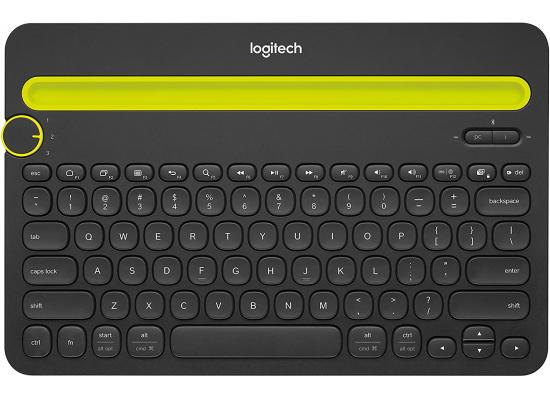 Logitech K480 Bluetooth for Computers, Tablets & Smartphones, English Only