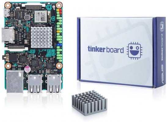 ASUS Tinker Board 1.8GHZ Quad-Core 2 GB DDR3 WIFI & Bluetooth