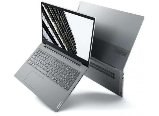 Lenovo NEW Thinkbook 15 Gen 2 AMD Ryzen 5 6-Cores w/ SSD - Grey