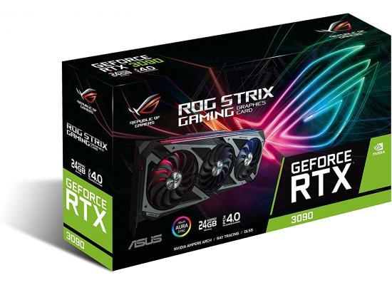 ASUS ROG Strix NVIDIA GeForce RTX 3090 24GB GDDR6X