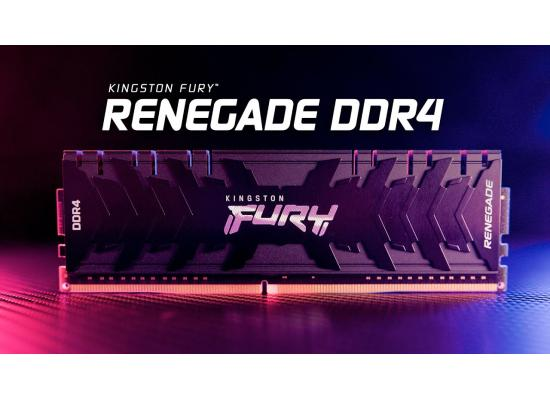 Kingston FURY Renegade RGB 8GB (1 x 8GB) 4000MHz DDR4 RAM