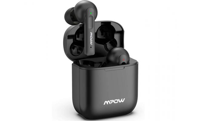 Mpow X3 True Wireless Earbuds Active Noise Cancellation 27 Hrs Playtime Waterproof