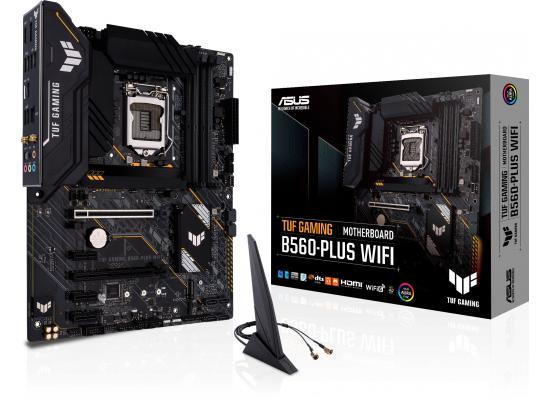 ASUS TUF GAMING B560-PLUS WIFI Intel B560 ATX Motherboard