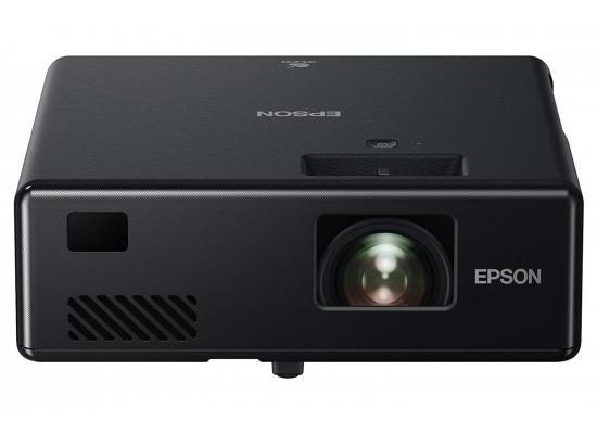 "Epson EF-11 3LCD Full HD 1080p 1000 Lumens 150"" Display Miracast"