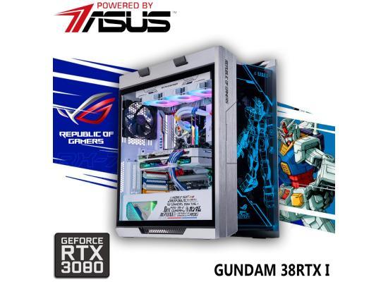 Gundam Limited Edition Gaming PC 11Gen Intel Core i7 w/ RTX 3080 Liquid Cooled