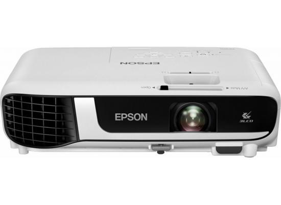 Epson EB-W51 Projector 3LCD 4000 Lumens  WXGA (1280 x 800) 720p