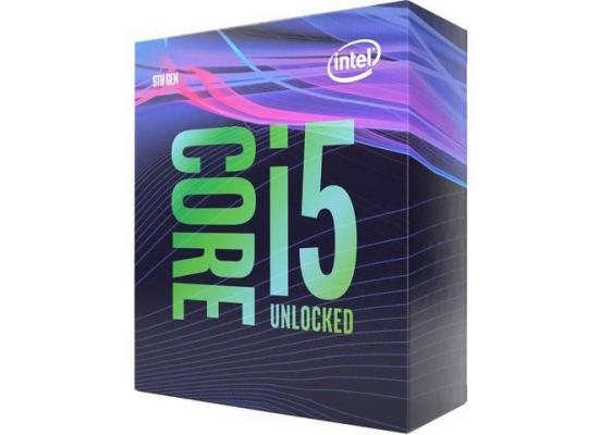 Intel Core i5-9600K Coffee Lake 6 Cores up to 4.6 GHz