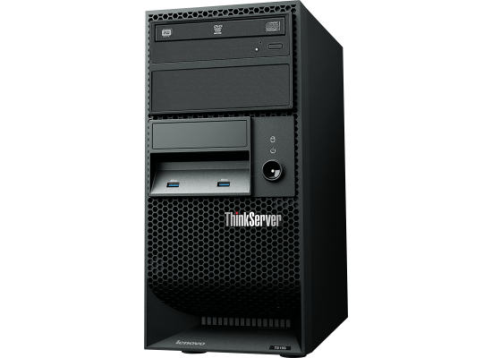 Lenovo ThinkServer TS150 Xeon E3-1225V6 3.3 GHz 4-Cores