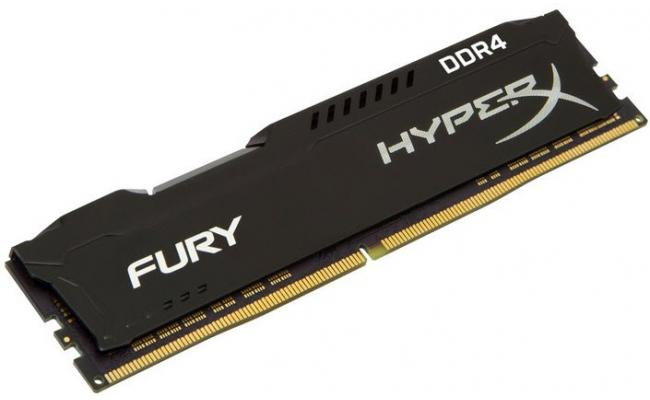 HyperX Fury 16GB DDR4 2933MHz PC Memory RAM