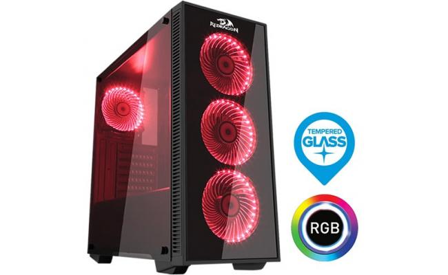 Redragon SIDESWIPE RGB Gaming Chassis