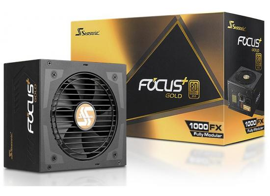Seasonic Focus Plus 1000FX 1000W 80+ Gold Full Modular