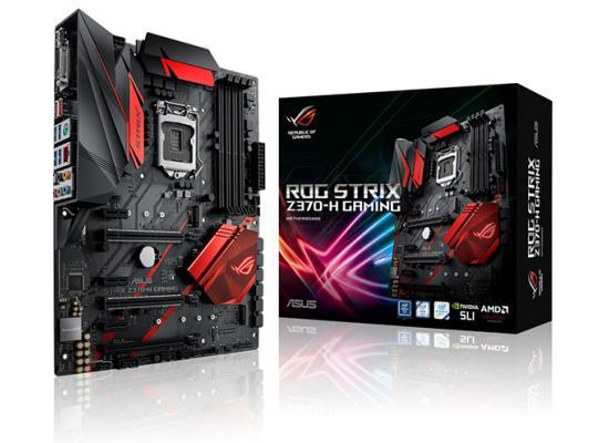 ASUS ROG Strix Z390-H Gaming ATX Motherboard