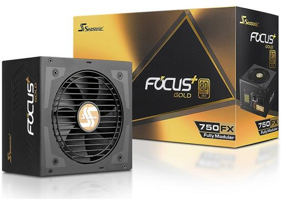 Seasonic Focus Plus 750FX 750W 80+ Gold Full Modular
