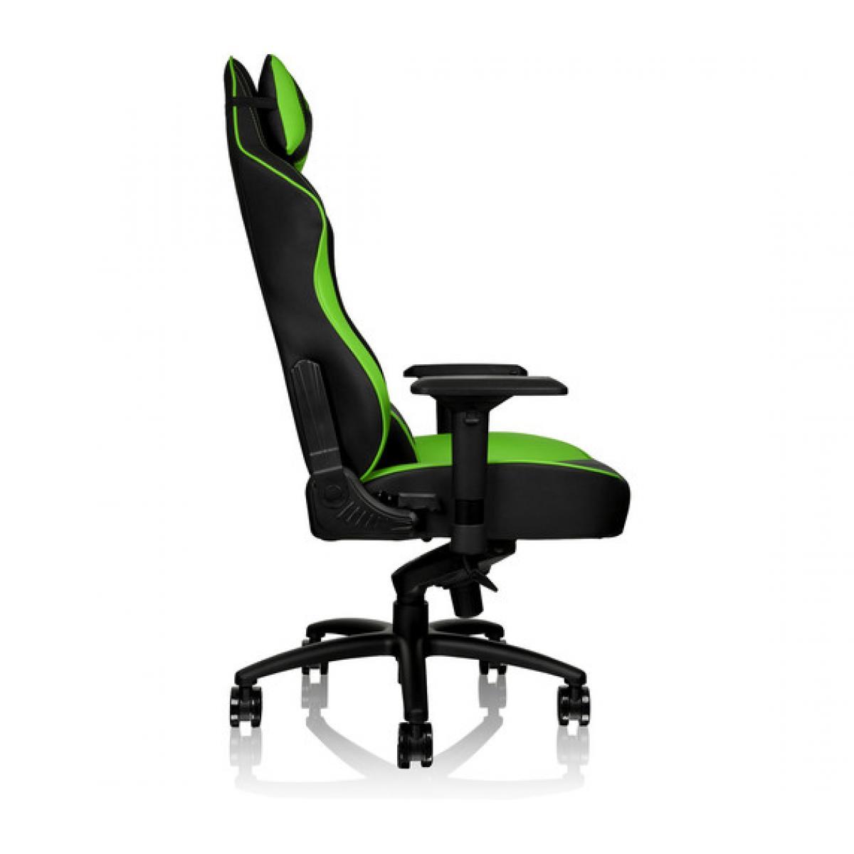 Tt Esports Gtc 500 Gaming Chair Black Amp Green Gc Gtc