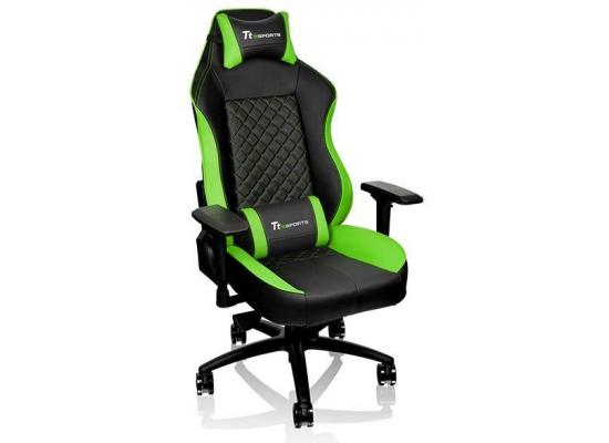 Tt eSPORTS GTC 500 Gaming Chair Black & Green