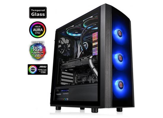 Thermaltake Versa J25 Tempered Glass RGB Edition