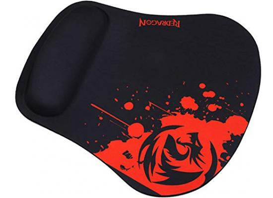 Redragon P020 Gaming Mouse Pad with Wrist Rest