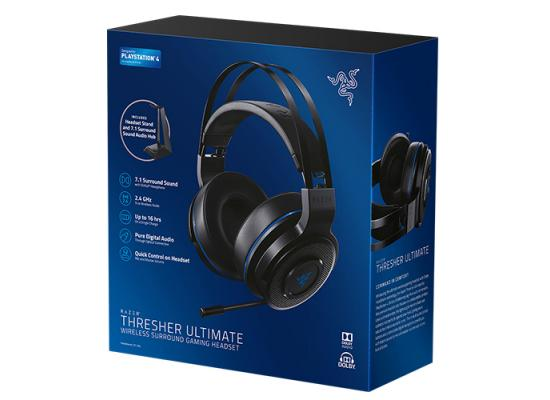 RAZER THRESHER 7.1 Wireless Gaming For PS4 & PC