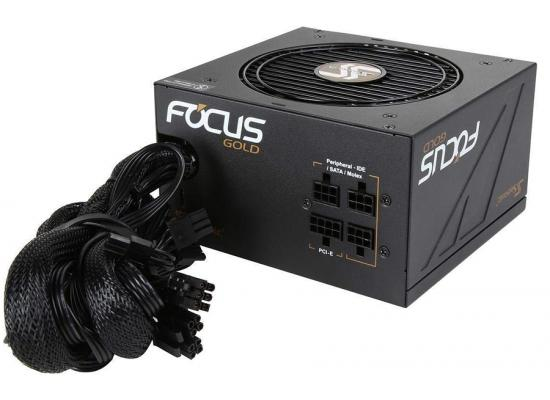Seasonic FOCUS FM-750 750W 80+ Gold Semi-Modular