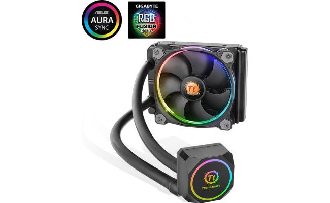 Thermaltake WATER 3.0 X120 Sync RGB Liquid Cooler