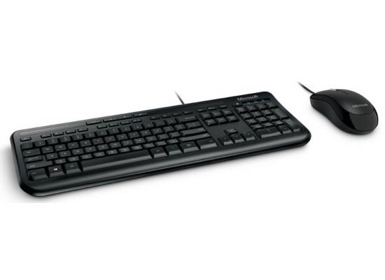 Microsoft Wired Desktop 600  KIT Keyboard & Mouse