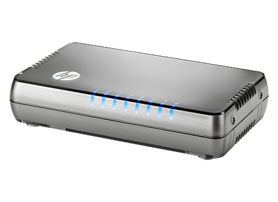 HP 5 Ports 1405 10/100/1000 Unmanaged Switch