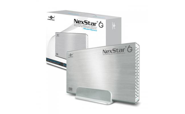 "Vantec NexStar  3.5"" to USB 3.0 External HDD Enclosure"