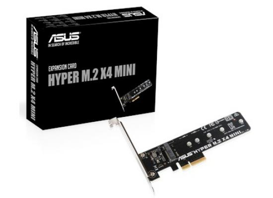 Asus Hyper M.2 PCI-Express x4 Mini Card Adapter