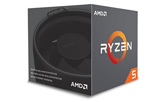 AMD RYZEN 5 2600 6-Core 3.4 GHz (3.9 GHz Max Boost)