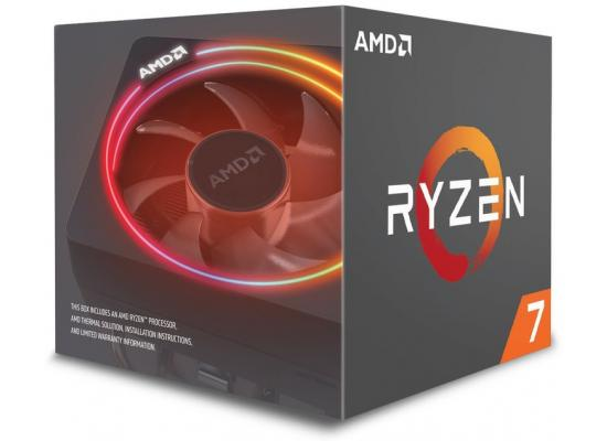 AMD RYZEN 7 2700 8-Core 3.2 GHz (4.1 GHz Max Boost)