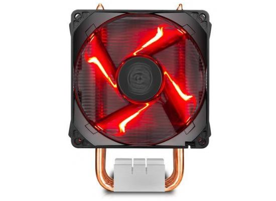 Cooler Master Hyper H410R 92mm Red LED PWM Fan