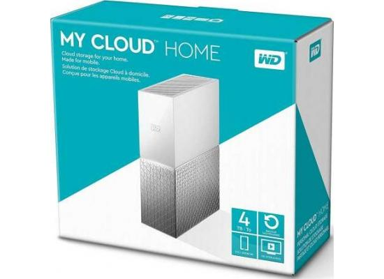 WD 4TB My Cloud Home Personal Cloud Storage
