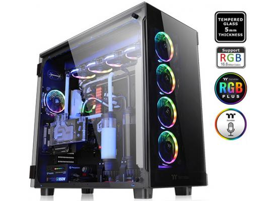 Thermaltake View 91 RGB PLUS Tempered Glass