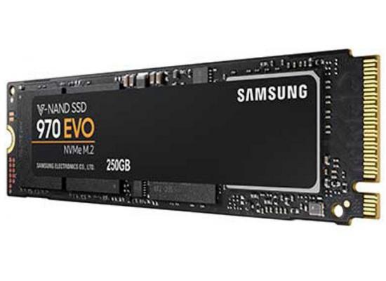 Samsung 970 EVO NVMe 250GB M.2 PCI-Express 3.0