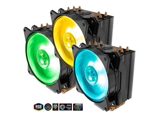 Cooler Master MasterAir MA410P RGB CPU Air Cooler