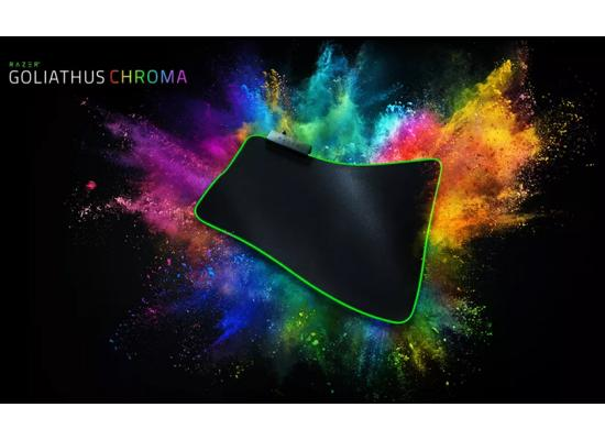 Razer Goliathus Chroma Soft Gaming Mouse Mat