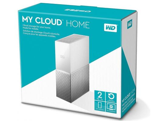 WD 2TB My Cloud Home Personal Cloud Storage