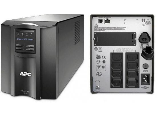 APC Smart-UPS 1KVA / 700w SMT with SmartConnect