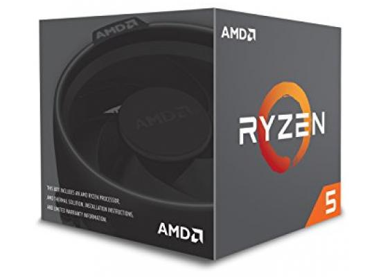 AMD RYZEN 5 2600X 6-Core 3.6 GHz (4.2 GHz Max Boost)