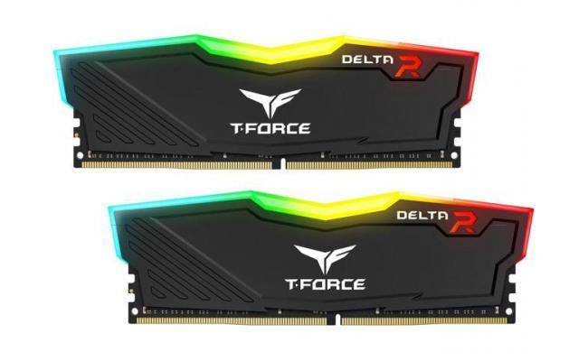 Team T-Force Delta II RGB 8GB (2 x 4GB) DDR4 3000MHz